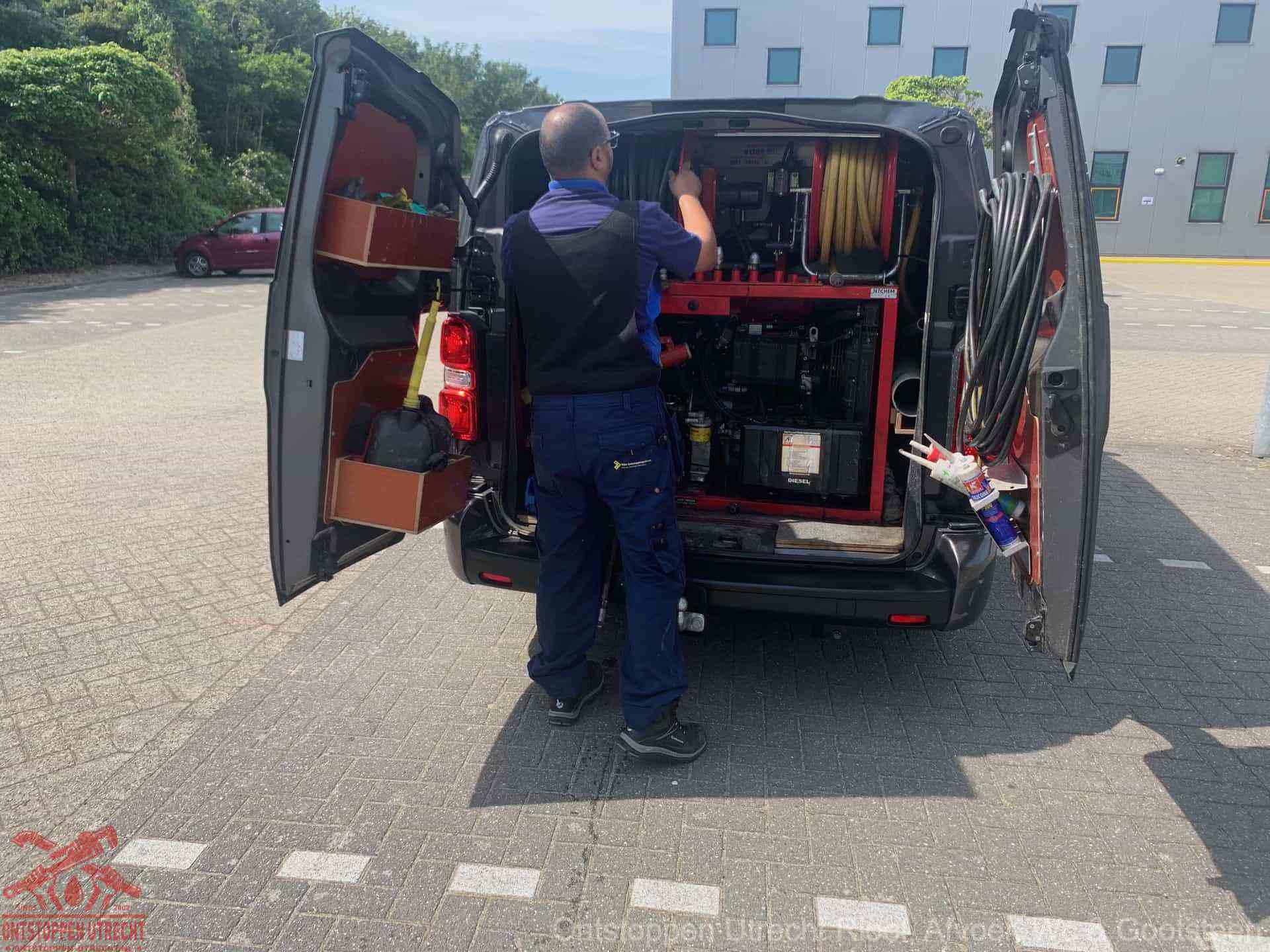 Loodgieter Utrecht Ontstoppen