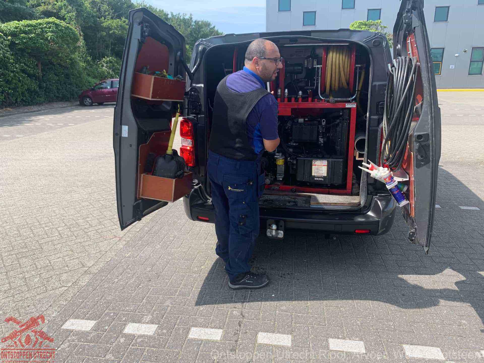 Loodgieter Utrecht Ontstopping