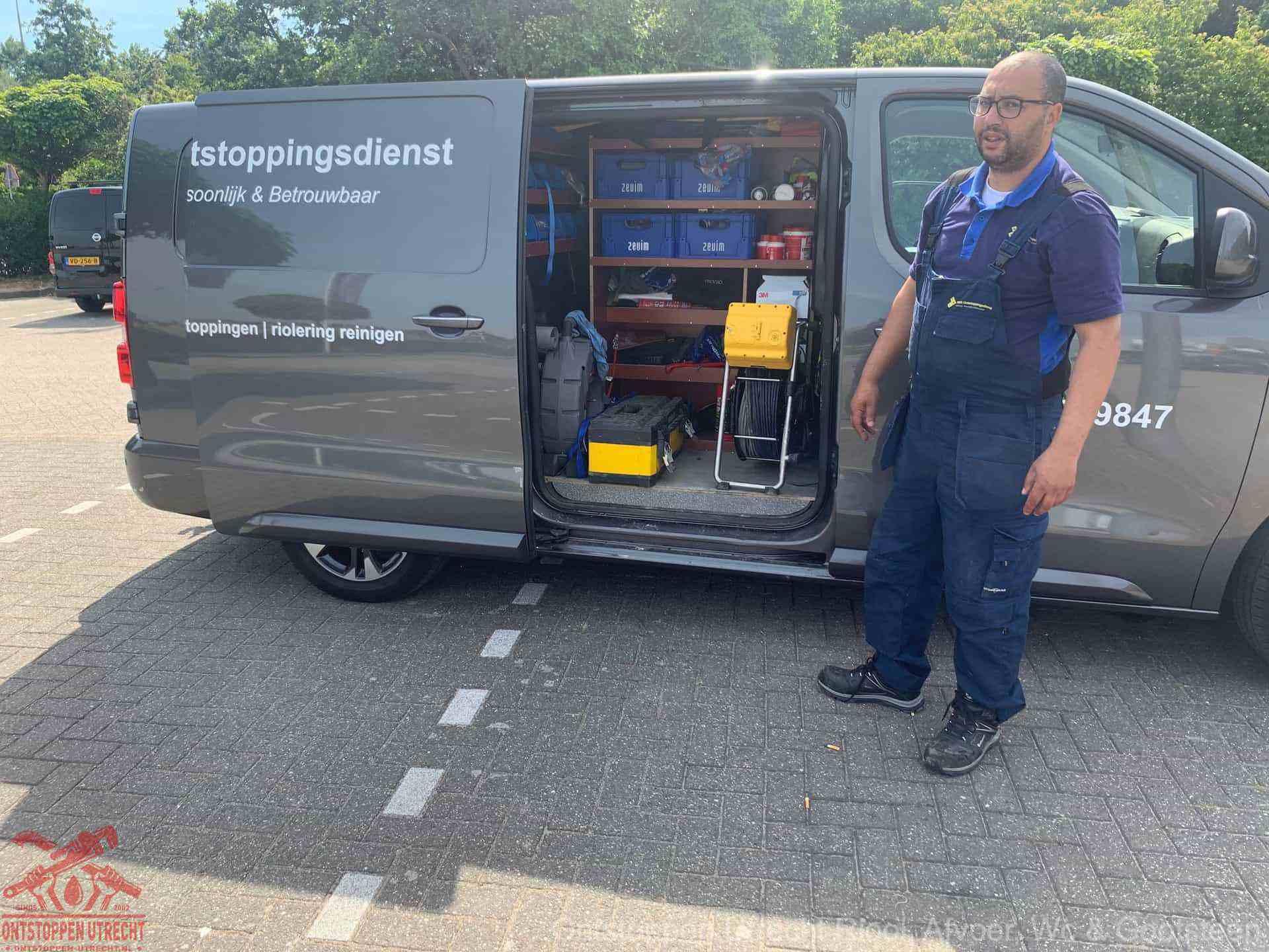 Ontstoppingsdienst Utrecht